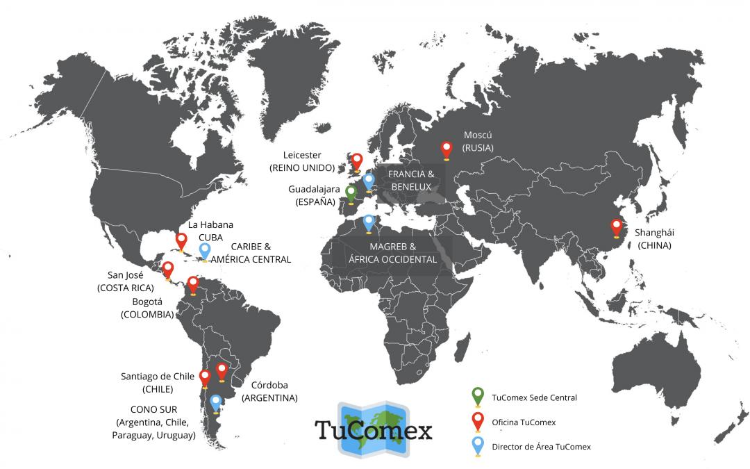 Expansión de TuComex en marzo de 2021